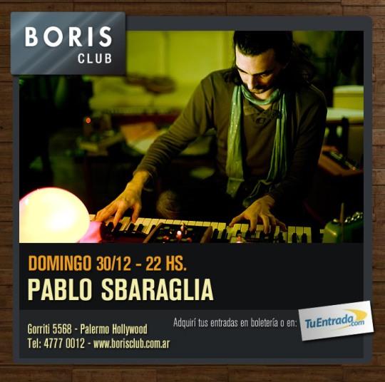 Pablo Sbaraglia