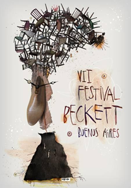 VII Festival Beckett Buenos Aires