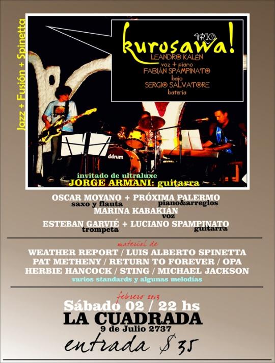 Banner Kurosawa La Cuadrada MK