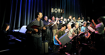 Boris Big Band.