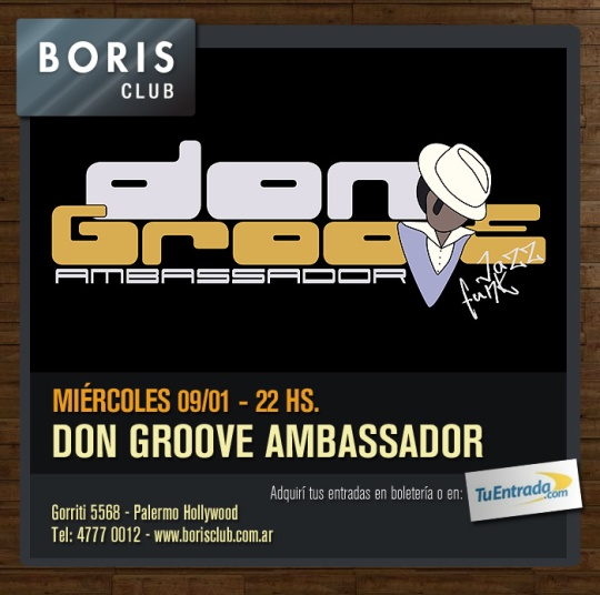 Don Groove
