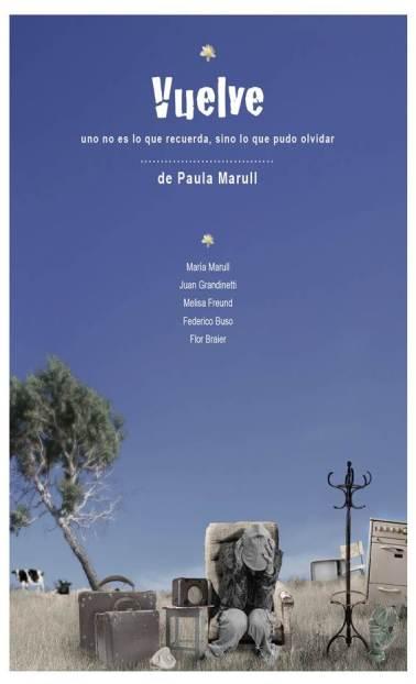 Vuelve de Paula Marull