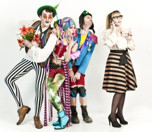 Mágico Rock - Grupal