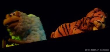 Un tigre en el gallinero