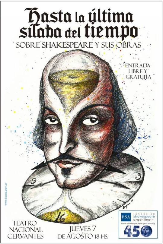 7 de agosto Shakespeare
