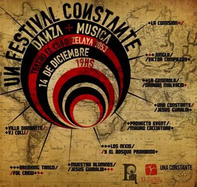Un festival constante