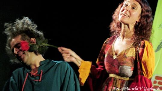 Romeo y Julieta, una obra en construcción11