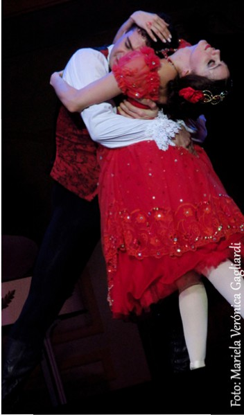 La Traviata ballet