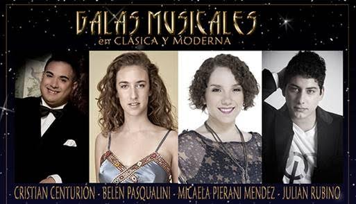 galas musicales