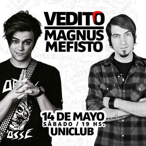 Vedito y Magnus