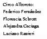 Ficha Circo Alboroto