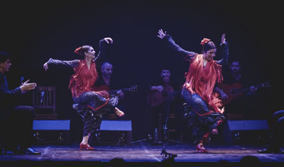ciclo de tablao flamenco