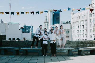 shakespeare en la terraza