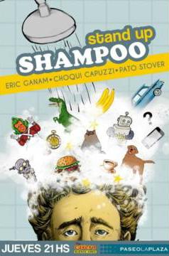 stand up shampoo