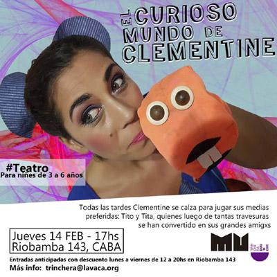 El curioso mundo de Clementine 14 de febrero.jpg