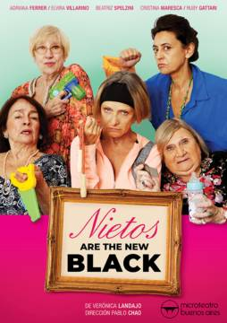 Nietos are the new black