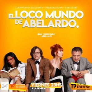 El loco mundo de Abelardo