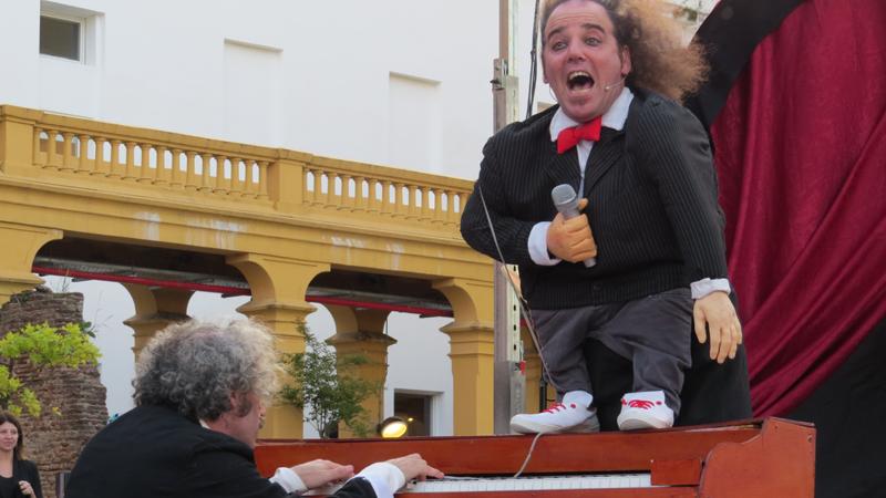 The crazy Mozarts